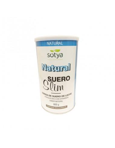 Suero Slim natural 800g Sotya