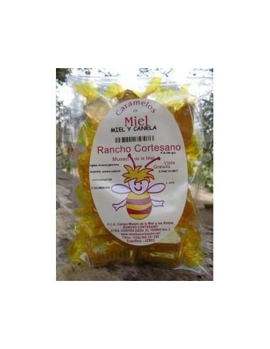 Caramelos de miel y canela 100g...