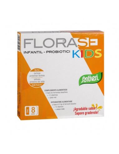 Florase kids Santiveri 8 viales...