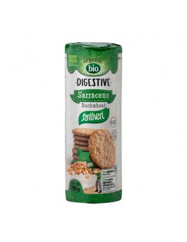 Galletas digestive sarraceno Bio 200g...