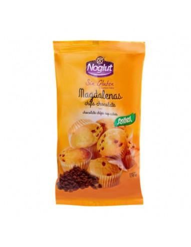Magdalenas con pepitas chocolate 170g...