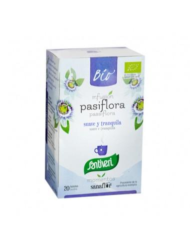 Sanaflor infusión passiflora Bio 20...