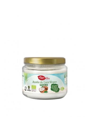 Aceite de coco virgen premium Bio...