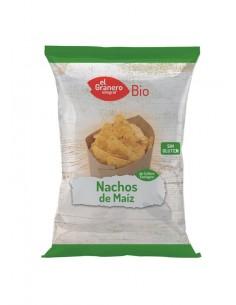 Nachos Bio 125g El Granero