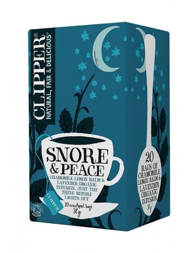 Infusión Snore & Peace Bio 20 filtros...