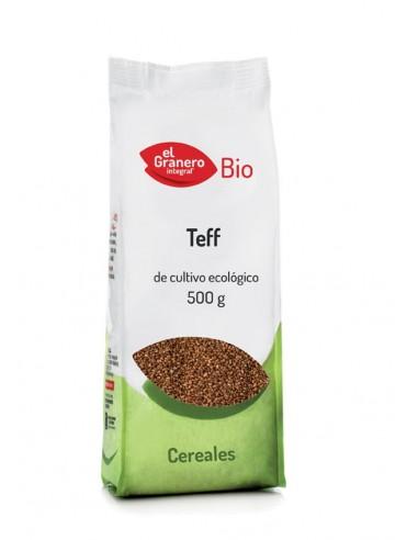 Teff Bio 500g El Granero