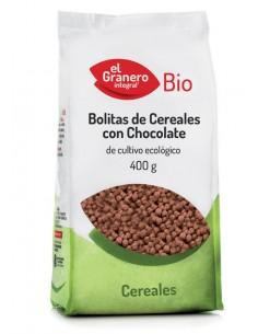 Bolitas de cereales con...