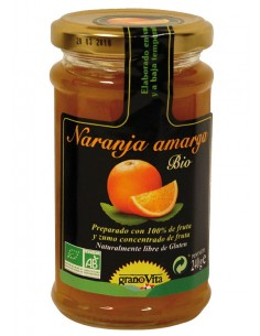 Mermelada de naranja amarga...