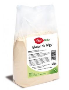 Gluten de trigo 500g El...