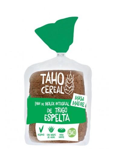 Pan de molde espelta y masa madre Bio...