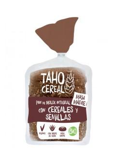Pan de molde de cereales y...