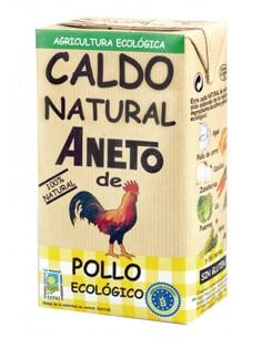 Caldo natural de pollo Bio...