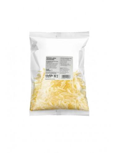 Rallado vegano sabor mozzarella 500g...