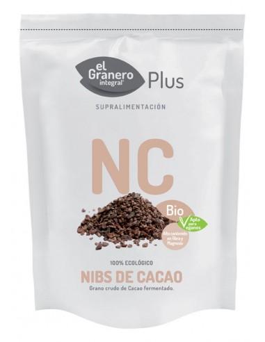 Nibs de cacao Bio 200g El Granero