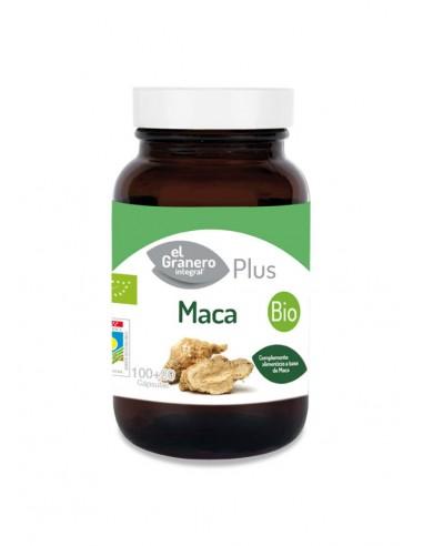 Maca Bio 100 + 20caps 560mg Biogran