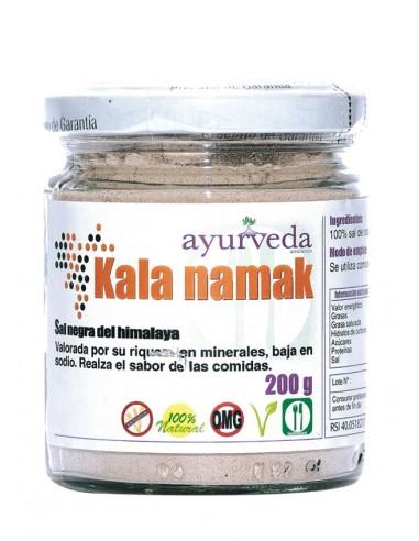 Kala Namak sal negra del Himalaya...