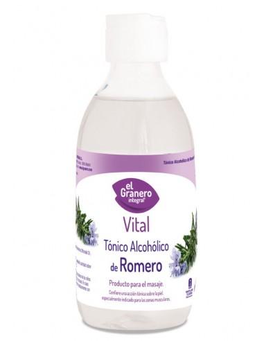 Tónico alcohólico de romero 250ml El...