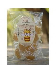 Caramelos miel y limón 100g...