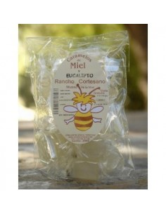 Caramelos de miel y...
