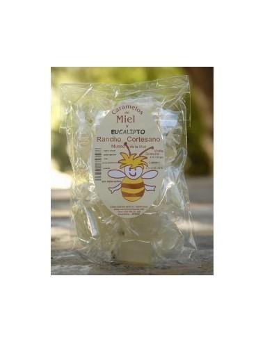 Caramelos de miel y eucalipto 100g...