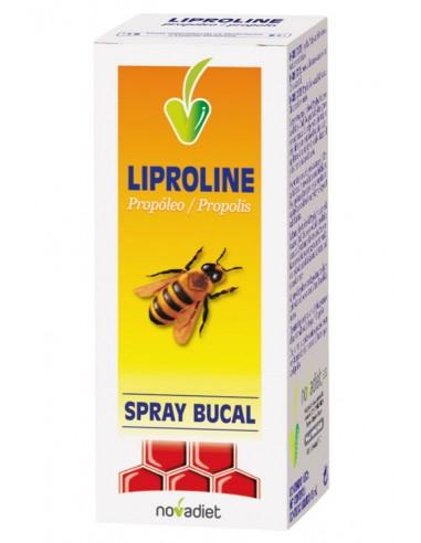 Liproline spray bucal de propóleo...