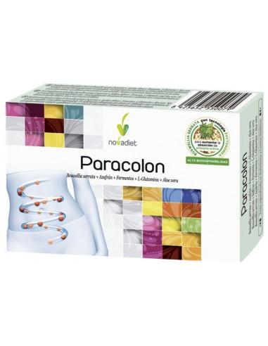 Paracolon 15caps Novadiet
