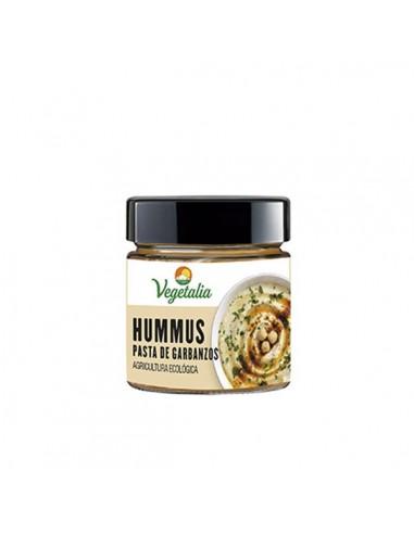 Hummus Bio 180g cristal Vegetalia