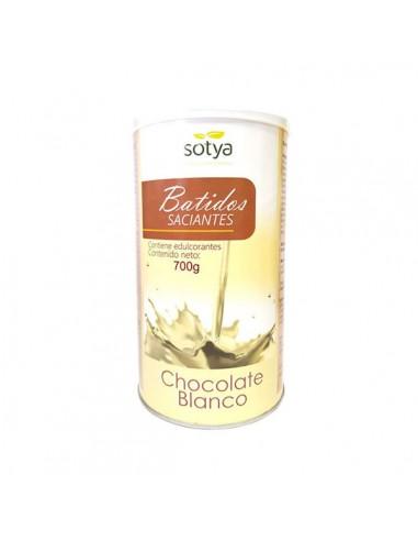 Batido saciante chocolate blanco 700g...