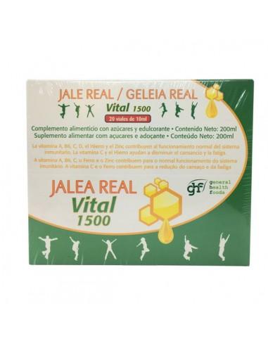 Jalea real vital 1500 20amps GHF