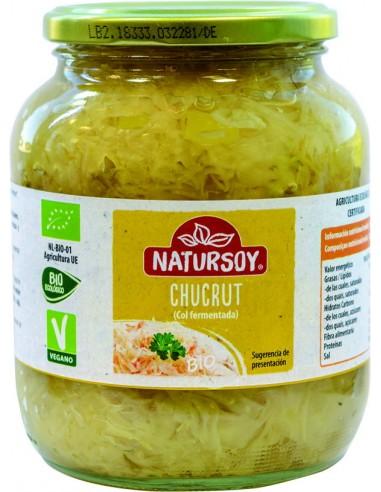 Chucrut Bio 680g Natursoy