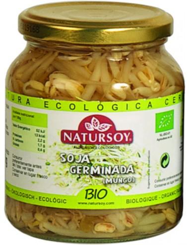 Soja germinada Bio 330g Natursoy