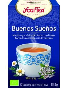 Yogi Tea Buenos sueños 17...