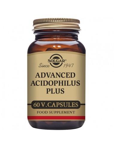 Acidophilus avanzado 60caps Solgar
