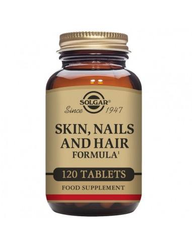 Skin, Nails, Hair 120comp Solgar