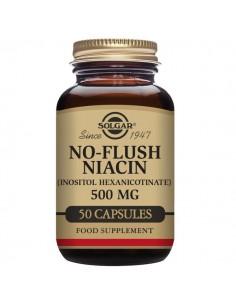 No-Flush niacin 500mg...