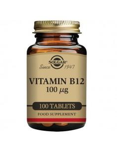 Vitamina B12 100mcg 100comp...