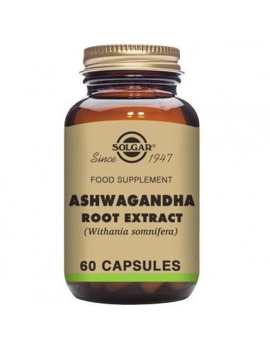 Ashwagandha 60 Vegicaps Solgar