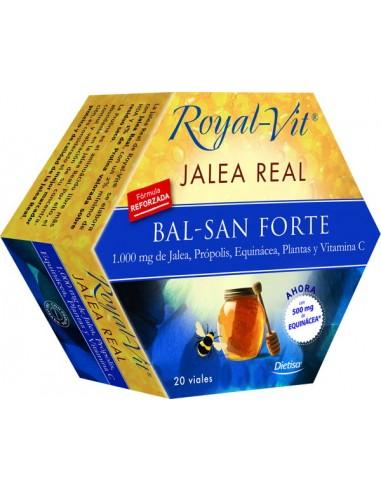 Jalea Real Bal-San forte 20 viales...
