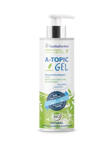 A-Topic gel Bio 400ml Intersa