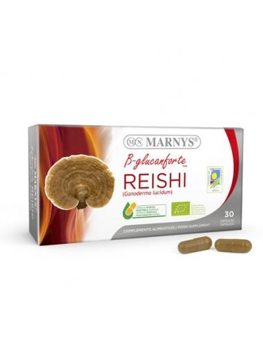 Reishi Bio 30caps Marnys