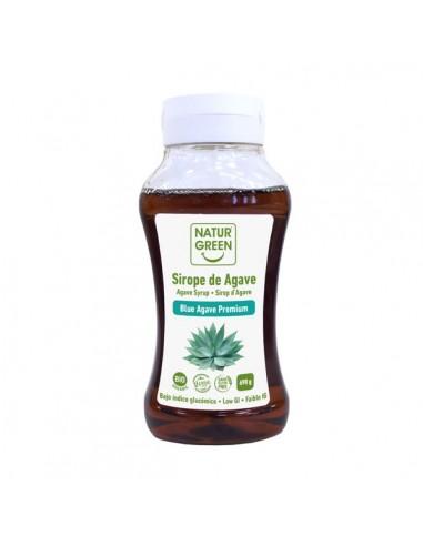 Sirope de agave Bio 500ml Naturgreen