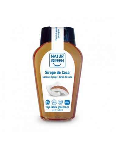 Sirope de coco Bio 360ml Naturgreen
