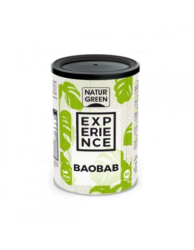 Baobab Bio 200g Naturgreen
