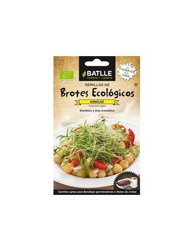 Brotes de hinojo Bio 10g Batlle