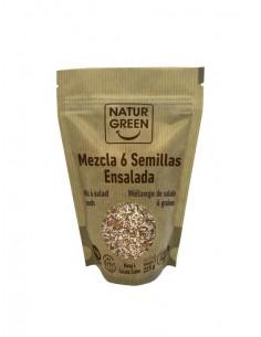 Mezcla 6 semillas ensalada...