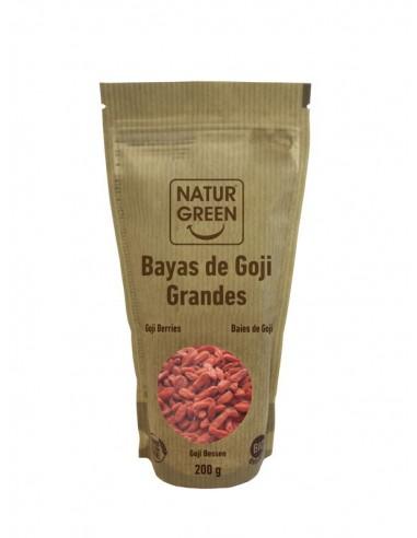 Bayas de Goji Bio 200g Naturgreen