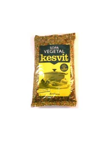 Sopa de sémola de verduras 250g Kesvit