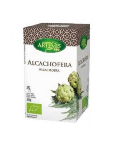 Alcachofera Bio 20 filtros Artemis