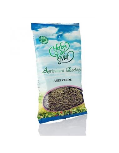Anís verde semillas Bio 70g Herbes...