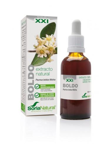 Extracto de boldo 50ml Soria Natural
